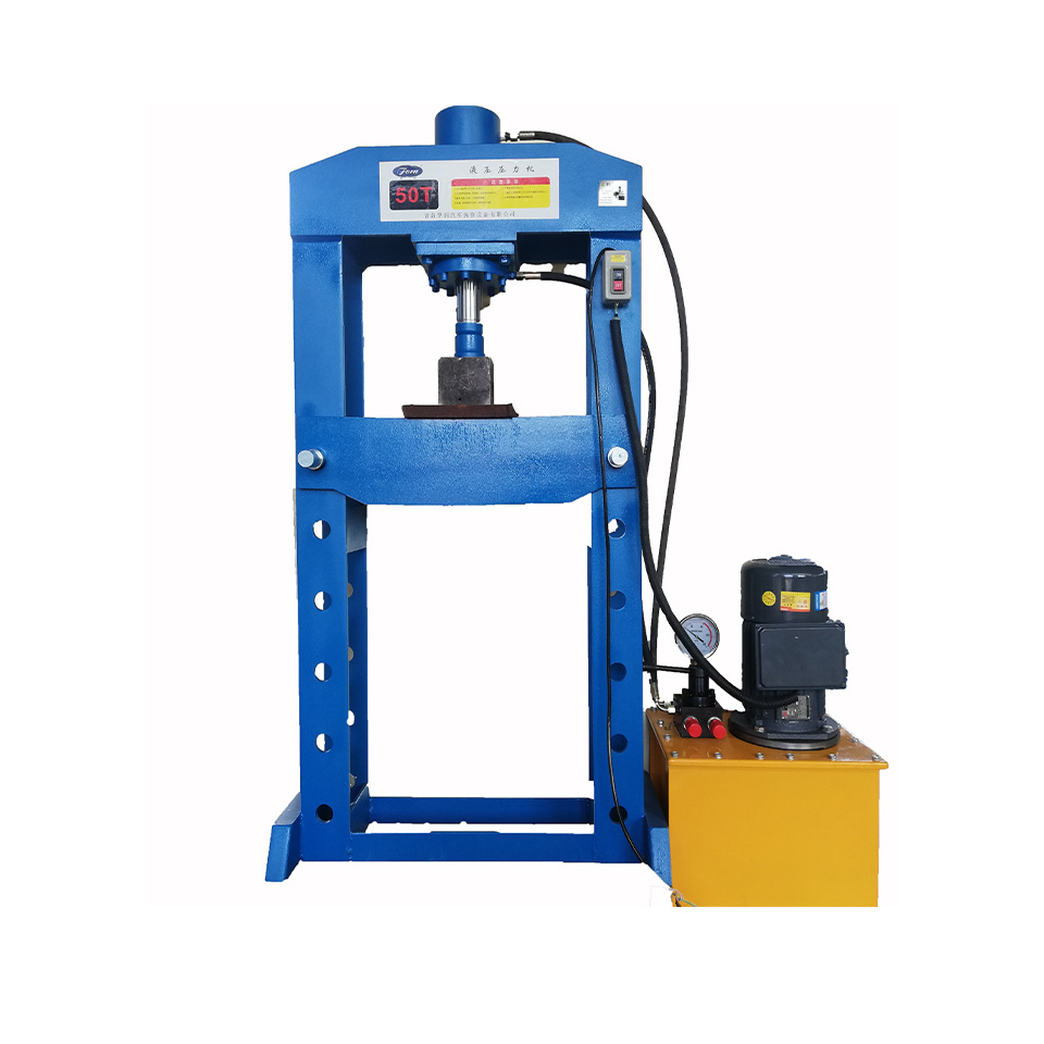 50 Ton Electric Automatic Hydraulic Press Hydraulic Shop Press for Sale