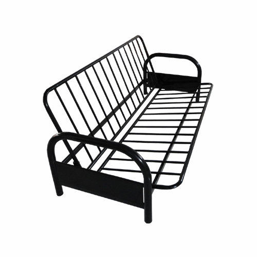 Multipurpose Wrought Iron METAL FUTON SOFA CUM BED