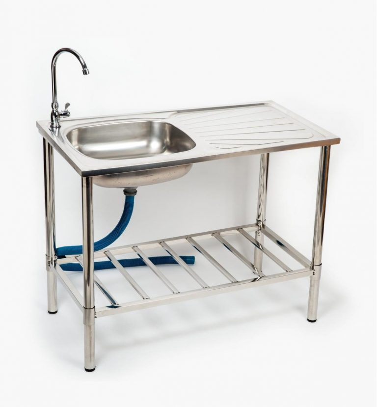 XB206 stainless steel outdoor wash table f 01 r