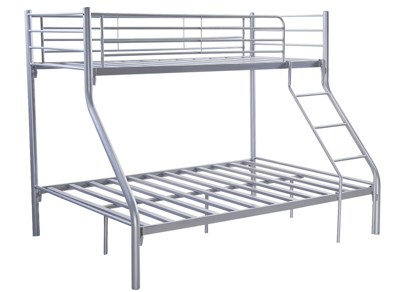 New Design Metal Bunk Bed Steel Double Bed Furniture